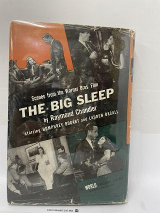 THE BIG SLEEP (A FORUM MOTION PICTURE EDITION)